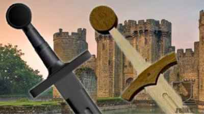 Choosing The Right Training Sword For Your Martial Art