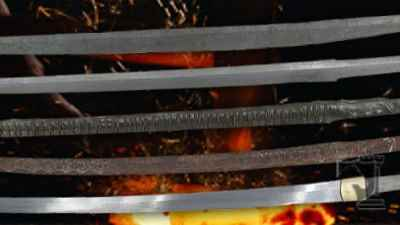 6 Common Steps For Forging a Differential Tempered Katana