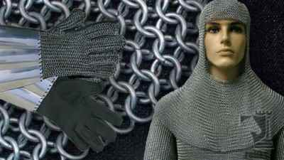 Chainmaille Armor
