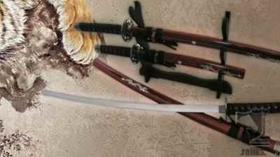 Decorative Samurai Sword Sets