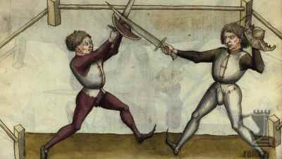Stage Combat Swords