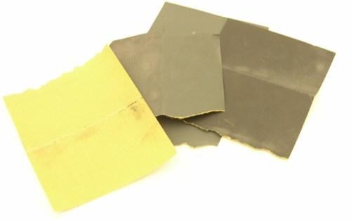Grados de papel de lija