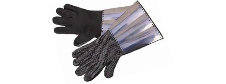Mail Gauntlets - 300008 - Windlass Steelcrafts