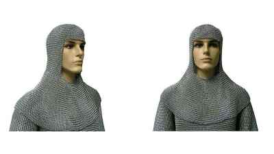 Hero's Chainmail Coif