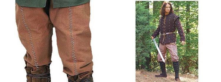 Robin Hood Pants - 100474 - Windlass Steelcrafts