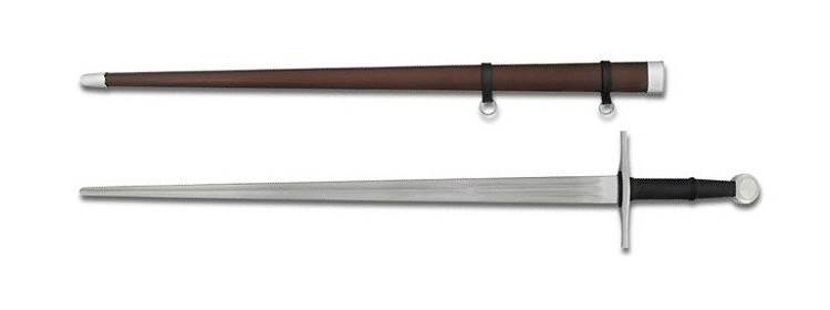 Practical Hand and a Half Sword - sh2106 - Paul Chen - Hanwei