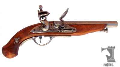 18th Century Replica Pistol