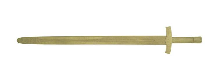 Wooden Single Hand Sword