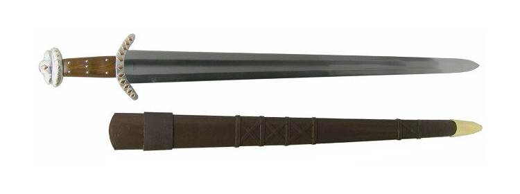 Leuterit Viking Sword
