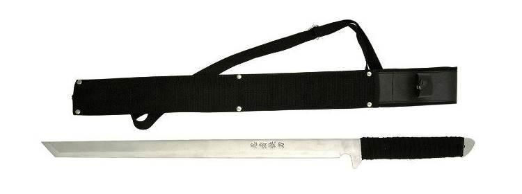 Stainless Ninja Sword