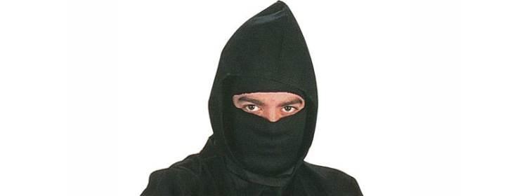 Ninja Hood and Mask