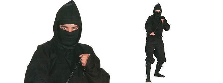 Ninja Uniform - 201 -