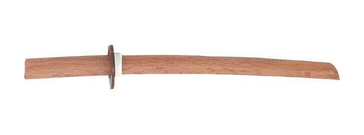 Wooden Shoto -  Natural Finish