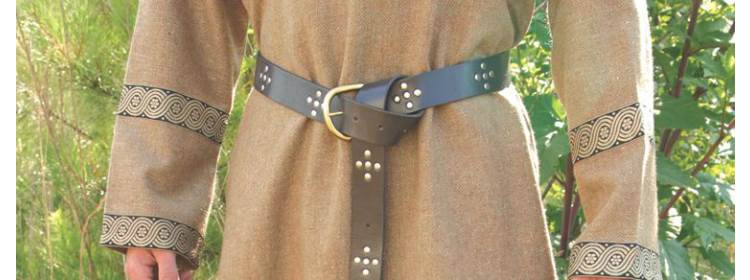 Leather Long Belt - 200674 - Windlass Steelcrafts