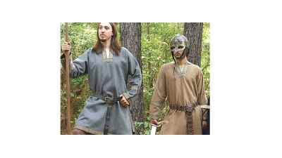 Woolen Viking Tunics