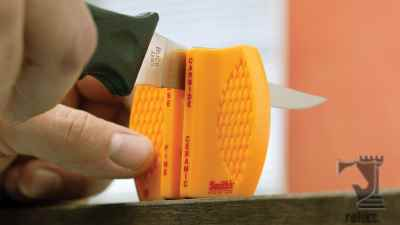 2 Step Knife Sharpener