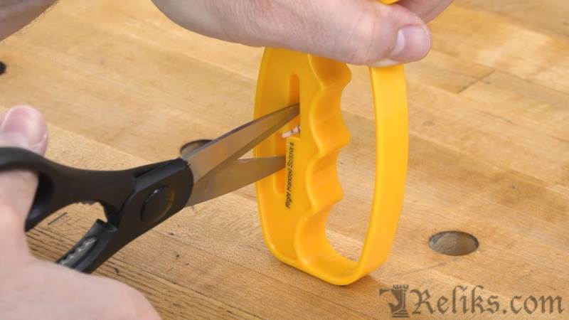 Knife and Scissor Sharpener