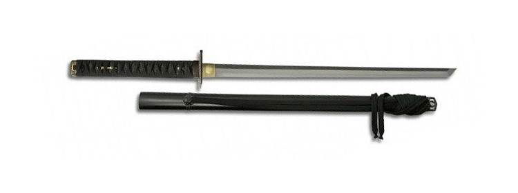 Practical Shinobi Ninjato