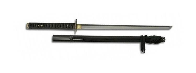 Practical Shinobi Ninjato