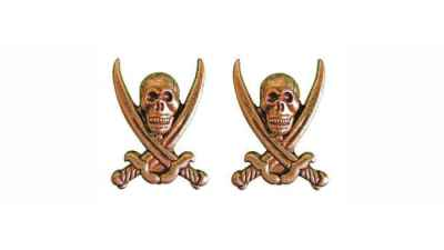 Pirate Wall Hangers