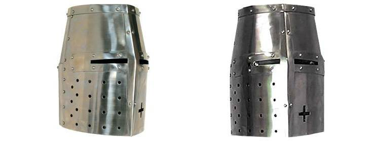 Crusader Helm - 300418 - Windlass Steelcrafts