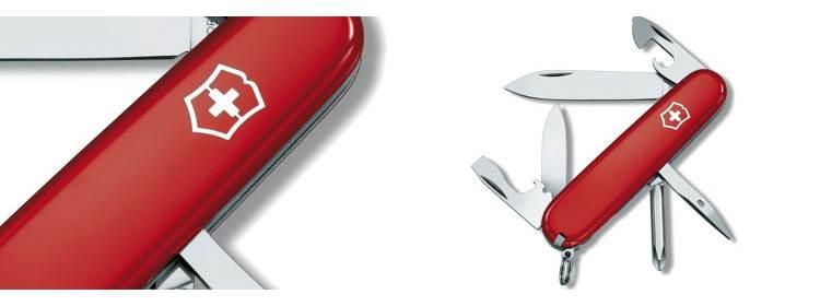 Tinker Red Knife