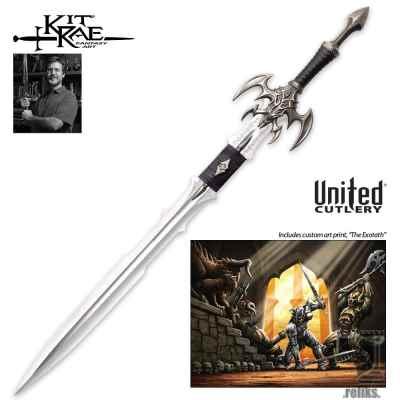 Kit Rae Exotath Sword