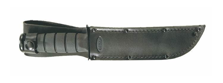 Black Leather Replacement Sheath