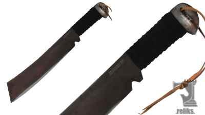 Gil Hibben Rambo IV Machete Knife