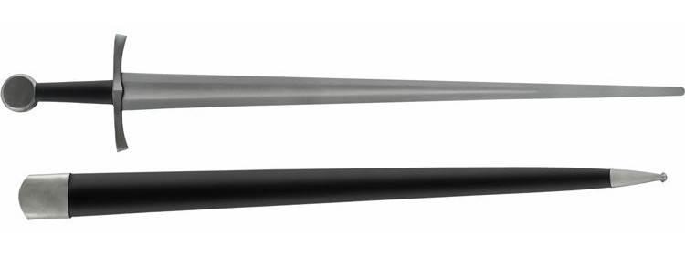 Tinker Early Medieval Sword - Blunt Trainer - SH2405 - Paul Chen - Hanwei