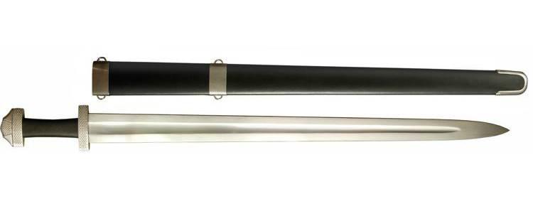 Tinker 9th Century Viking Sword - Sharp - SH2408 - Paul Chen - Hanwei
