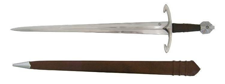 Black Knight Sword - DA1312 - Darksword Armory