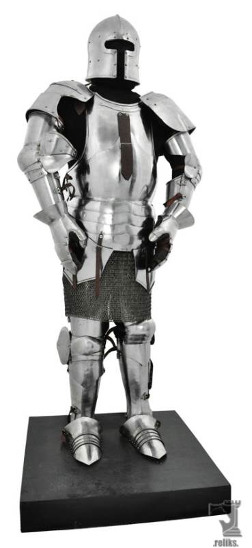 Milanese Suit Of Armour Armor Suits Get Dressed For