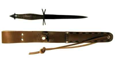 WWII V-42 Elite Ranger Knife