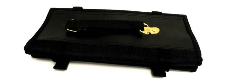 24 Pc. Pocket Knife Storage Roll - C-KR2 - Anvil Bladeworks