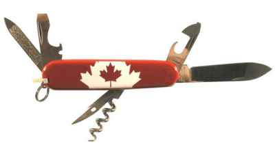 Canadian Sportsman Knife