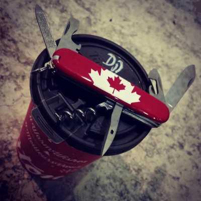 Canadian Sportsman Knife