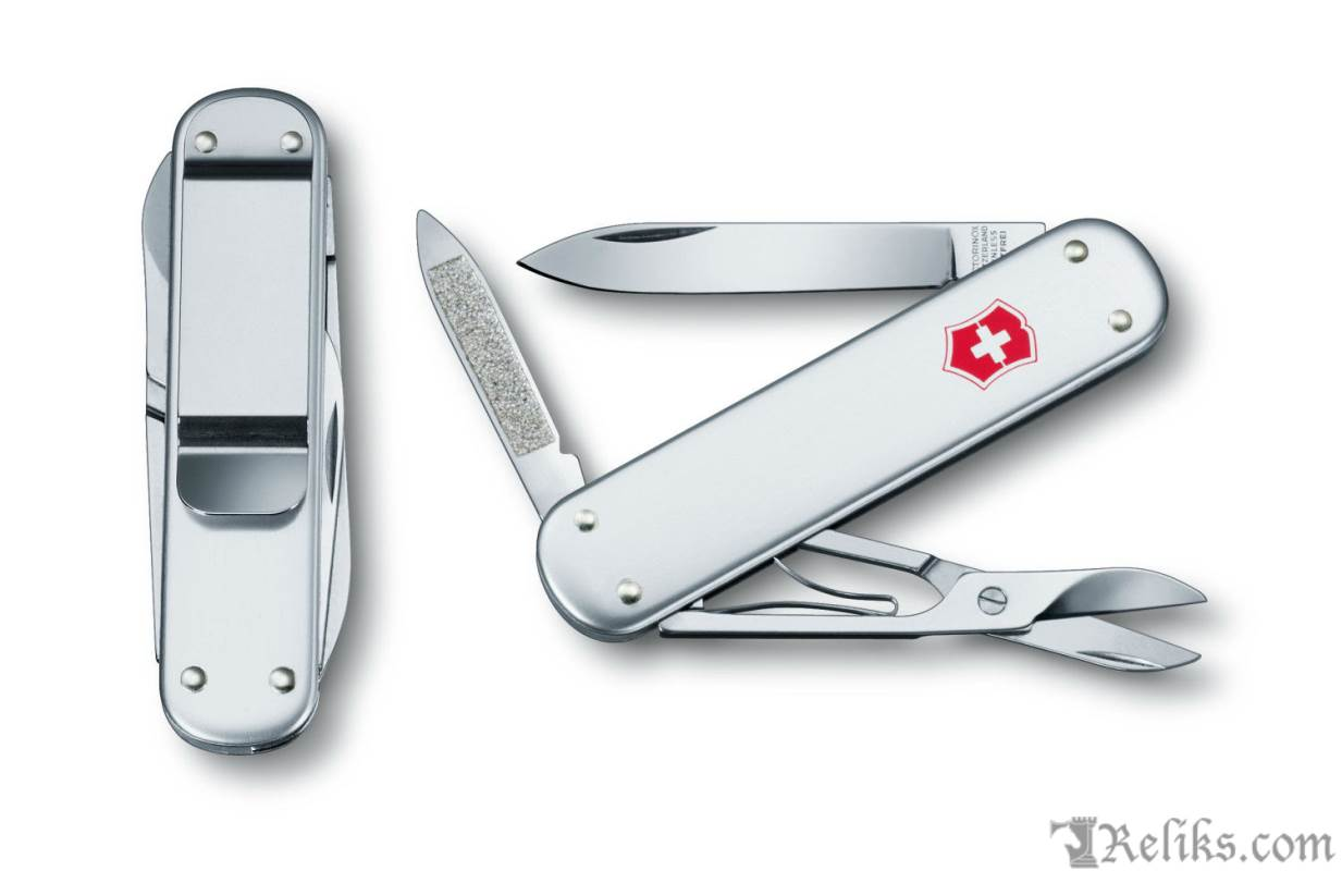 Money Clip Knife Multi Tools Victorinox Swiss Army At