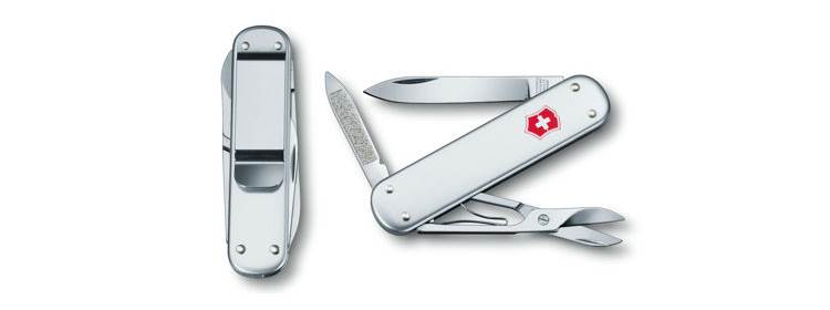 Money Clip Knife - 53740 - Victorinox Swiss Army