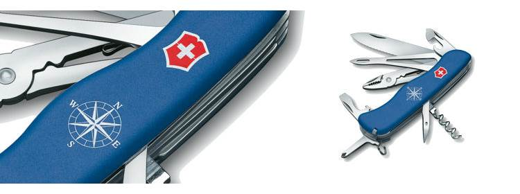 Skipper Knife Multi Tools Victorinox Swiss Army At