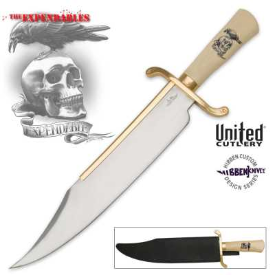 Expendables Bowie Knife