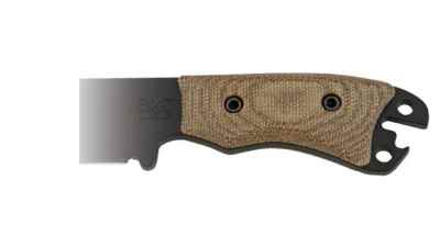 Becker Necker Micarta Handle Kit