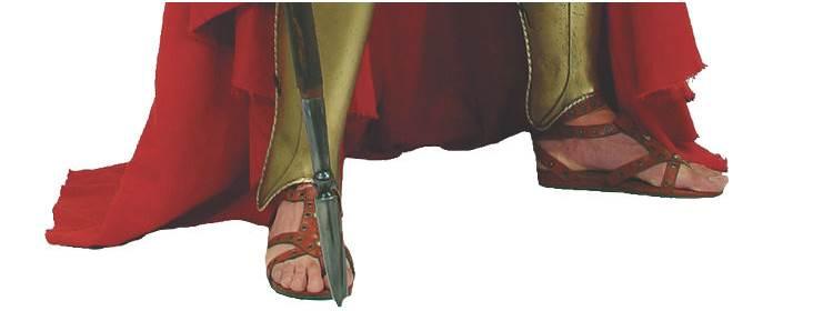 Warrior Sandals