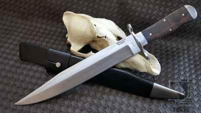 1880 Bowie Knife