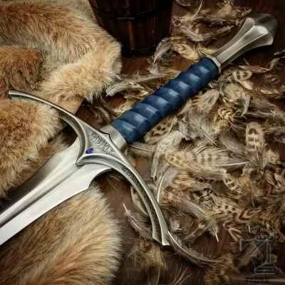 Hobbit Glamdring - The Sword of Gandalf