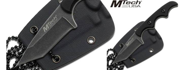 G-10 Neck Knife