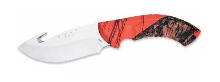 Omni Hunter 12PT Knife - Orange Blaze