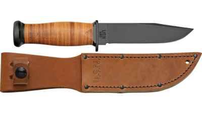 Leather Mark I Knife