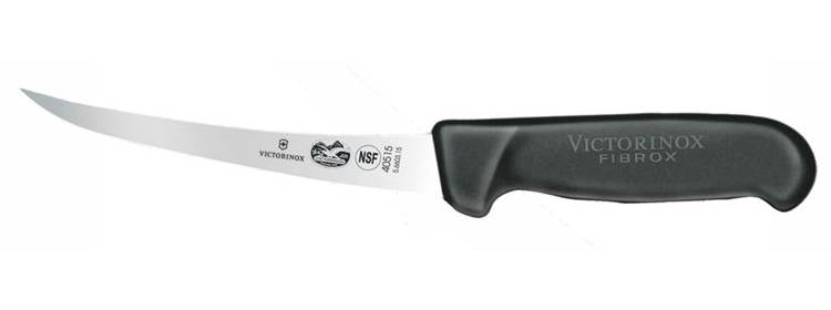 6 Quot Boning Knife Semi Stiff Blade Chef Cooking Knives
