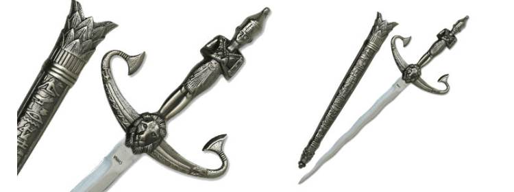 Male Egyptian Dagger